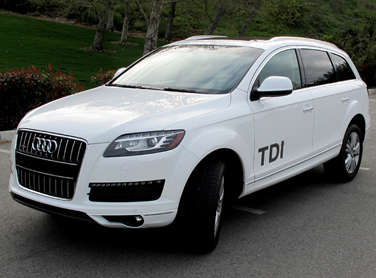 2011 Audi Q7 TDI Road Test and Review