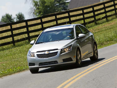 2011 Chevy Cruze 2LT Road Test and Review