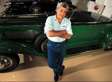 Jay Leno, Celebrity Test Driver