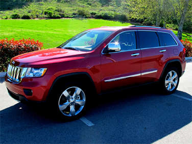2011 Jeep Grand Cherokee Overland Edition Road Test and Review