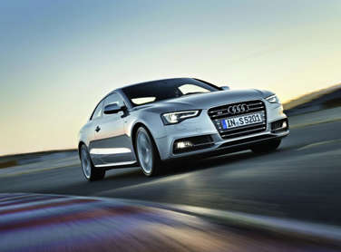 European Audi A5, S5 Updated for 2012, NA Versions for 2013