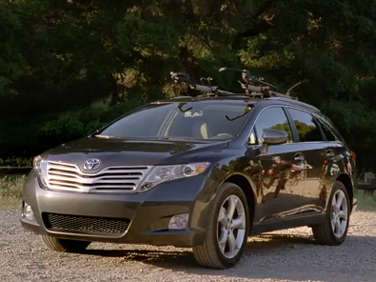 Toyota Venza: A Baby-boom Sales Boom