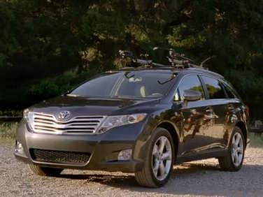 Toyota Venza: A Baby-boom Sales Boom