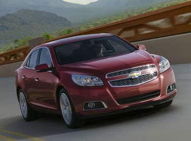 2013 Chevrolet Malibu to Showcase a Superior Interior