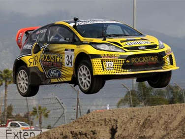 Ford Fiesta & rally racing