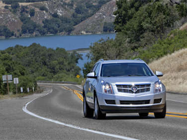 Enhanced 2012 Cadillac SRX Gains New, More Powerful Engine