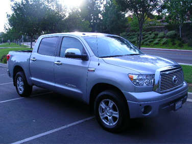 2011 Toyota Tundra: Introduction