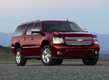 Chevrolet Suburban Used SUV Buyer's Guide