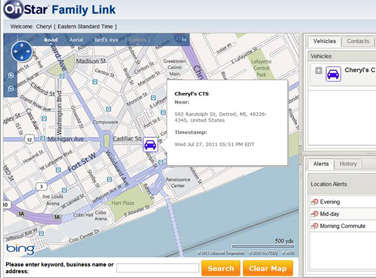 GM Launches OnStar Family Link Vehicle Tracking Service for Parents