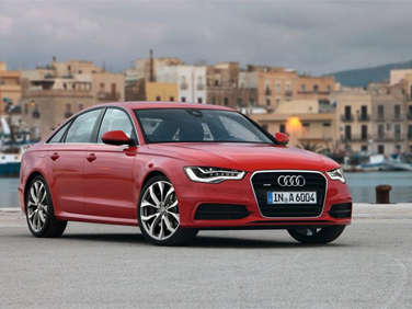 2012 Audi A6: Exterior