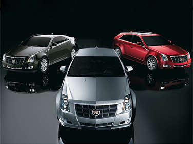 The 2011 Cadillac CTS: Just The Facts