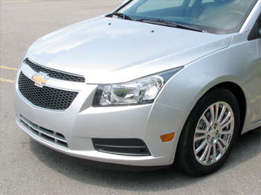2012 Chevrolet Cruze Eco: Introduction
