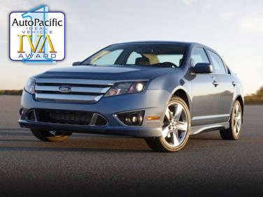 2011 AutoPacific Ideal Vehicle Awards: Premium Mid-Size Car