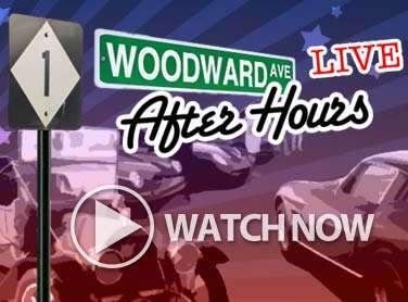 Autoline After Hours Will Be Live at the Woodward Dream Cruise