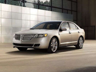 Next-Gen Lincoln MKZ Could Debut New Lincoln Design Language