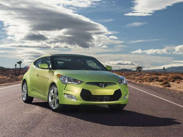 Hyundai Announces Pricing for New 2012 Hyundai Veloster