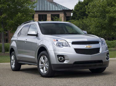2012 Chevrolet Equinox Returns With Same Great Fuel Economy