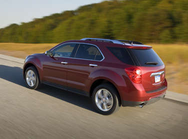 2012 chevrolet equinox returns with same great fuel. Black Bedroom Furniture Sets. Home Design Ideas