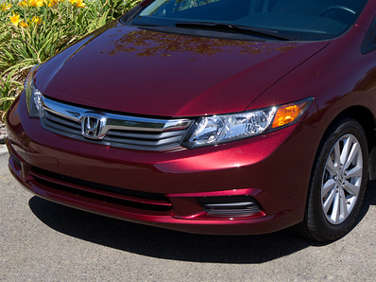 2012 Honda Civic EX-L Sedan Road Test and Review