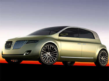 Seven New or Updated Models Expected for Lincoln by 2014