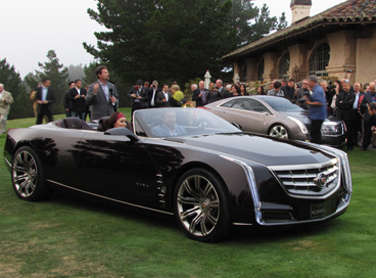 Cadillac's New Lineup Comes into Focus with Ciel Concept
