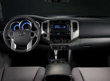 2012 Toyota Tacoma Gets Meaner...Slightly
