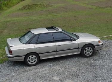 Subaru Legacy Used Car Buyer