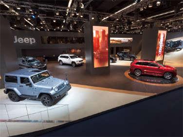 2011 Frankfurt Motor Show: Jeep in Germany