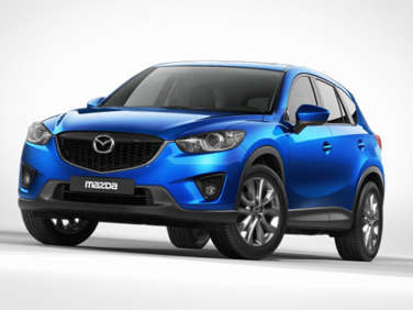 Mazda CX-5 Fills Big Hole in Mazda Lineup