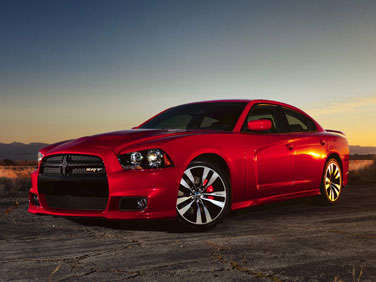 10 Things You Need To Know About the 2012 Dodge Charger SRT8