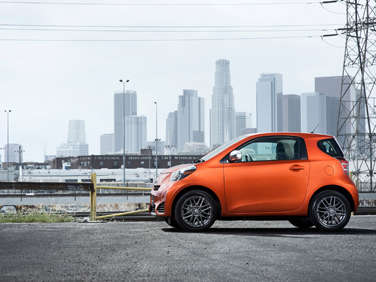 10 Things You Need To Know About the 2012 Scion iQ