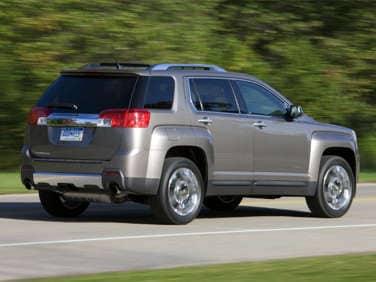2011 Gmc Terrain Recalls >> Big and Small - Five Compact Luxury SUVs and their Premium Big Brothers | Autobytel.com