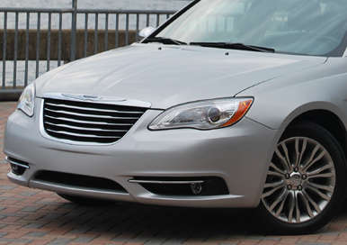 2011 Chrysler 200 Sedan Road Test and Review