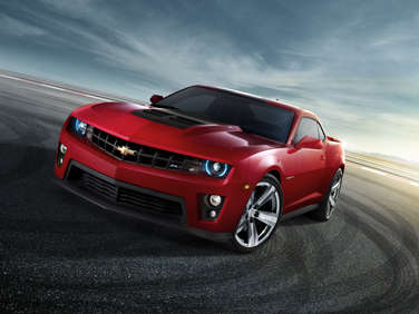 10 Things You Need To Know About the 2012 Chevrolet Camaro ZL1
