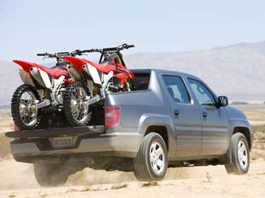 A Lucky '13 for Honda and the Ridgeline?