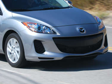2012 Mazda Mazda3 Skyactiv First Drive Review