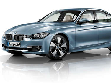 All-New 2012 BMW 3 Series Sedan Revealed