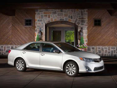 2012 Toyota Camry XLE V6 Full Road Test and Review