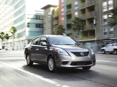 10 Things You Need To Know About The 2012 Nissan Versa