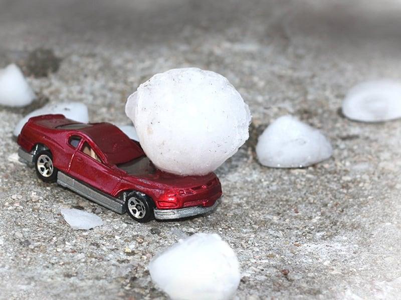 Buying A New Car With Hail Damage Autobytel Com