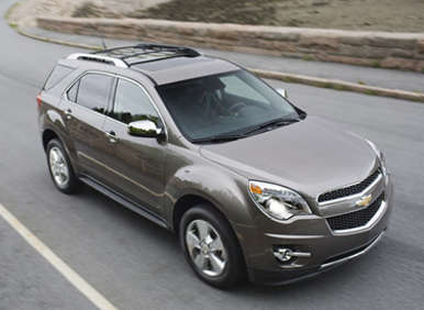 5 Fuel-Efficient Crossover SUVs to Consider in 2011