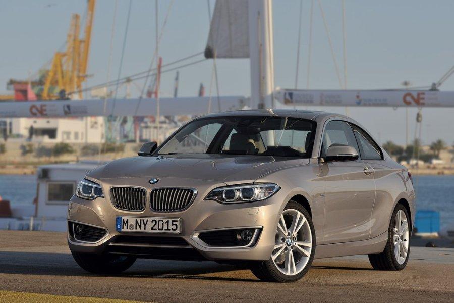 BMW 2 Series xDrive