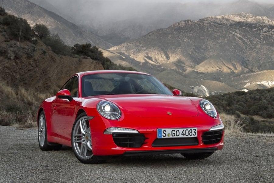 Porsche 911 Turbo/Carrera 4
