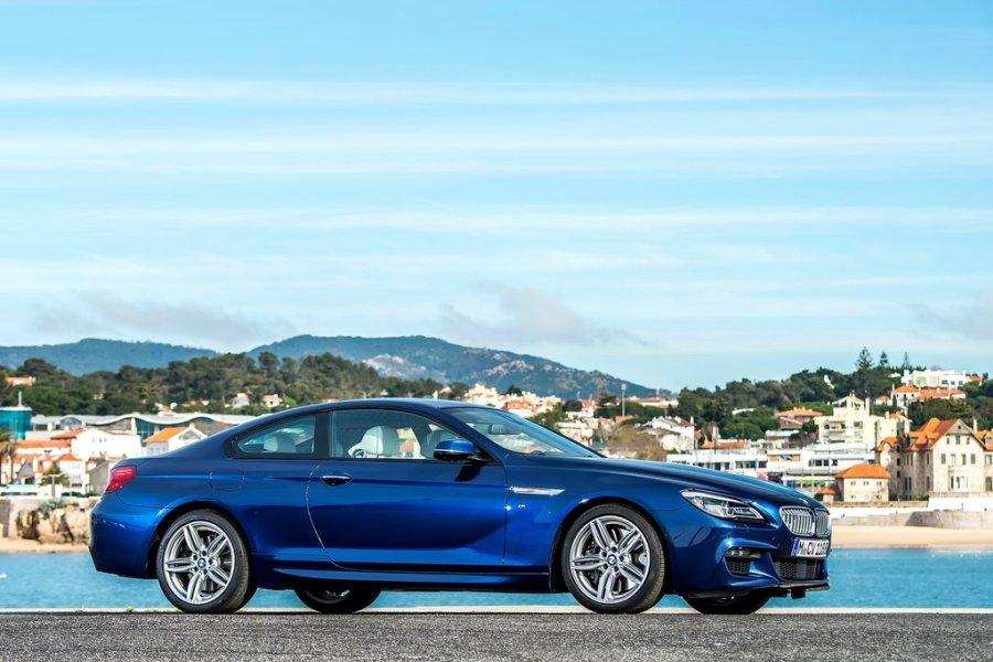 BMW 6 Series xDrive