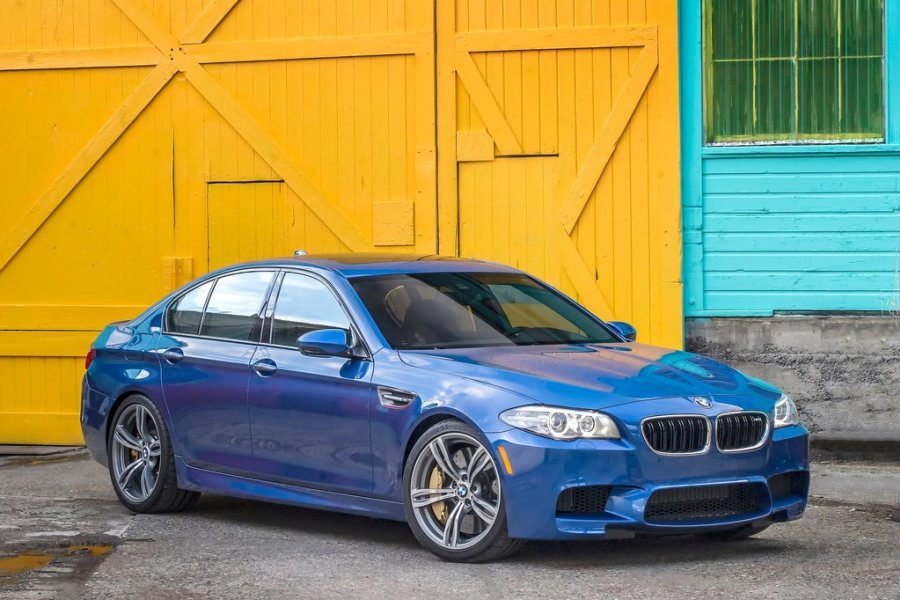 BMW M5/M5 Competition Package