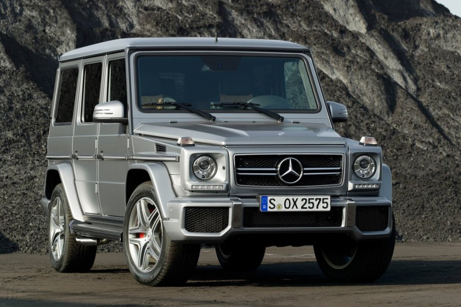 Mercedes-Benz G550/G63 AMG