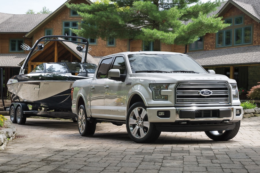 Ford F-150 | 18-City/25-Hwy/22-Combined