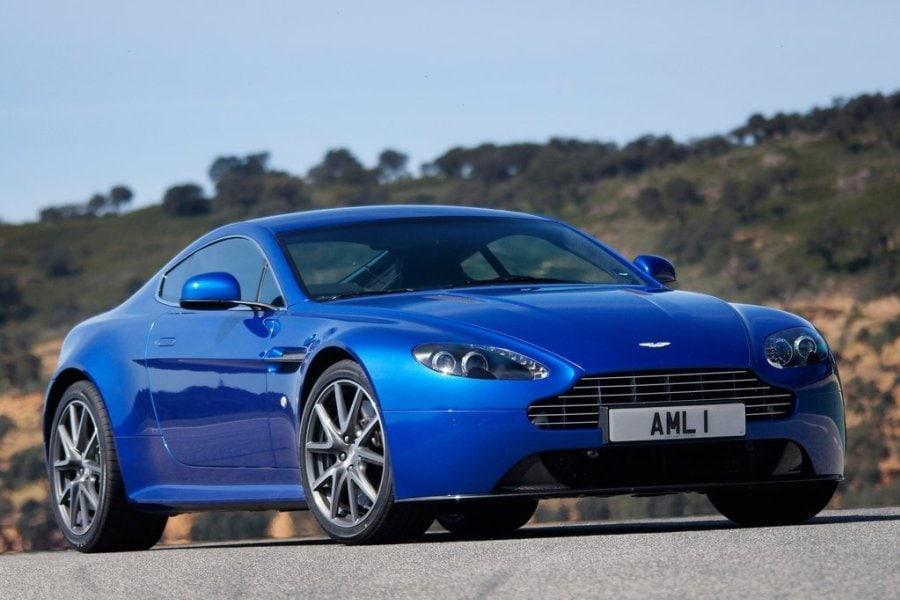 Aston Martin V-8 Vantage S