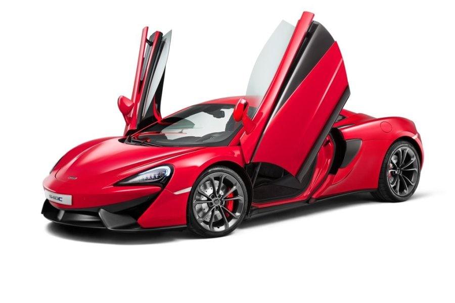 McLaren 540C