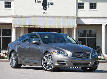 2011 Jaguar XJ Road Test and Review